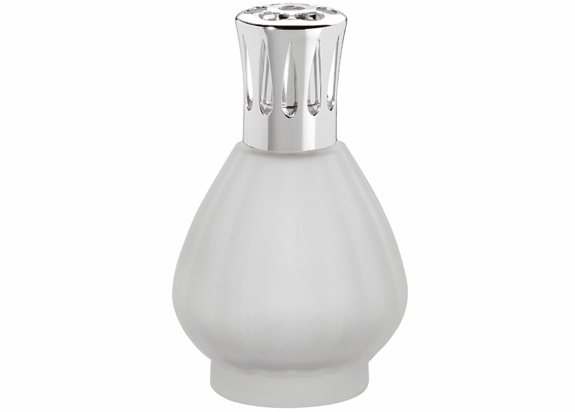 _DISCONTINUED - Frosted Reflection Fragrance Lamp by Lampe Berger