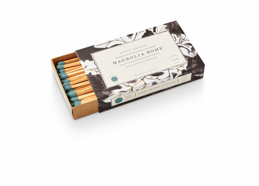 _DISCONTINUED - Garden Matches  - Magnolia Home by Joanna Gaines
