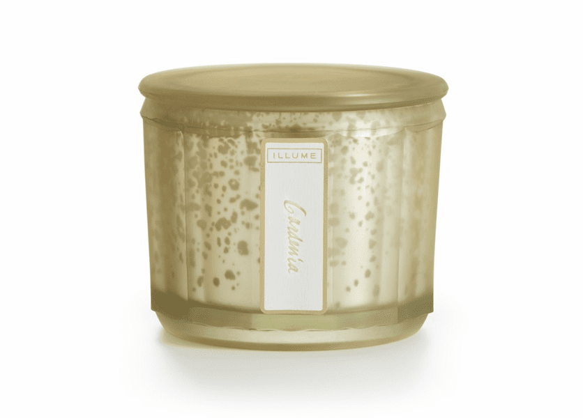 _DISCONTINUED - Gardenia Lustre Jar Illume Candle