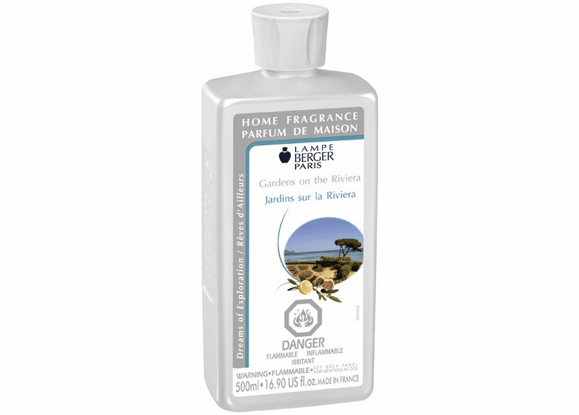 _DISCONTINUED - Gardens on the Riviera 500ML Fragrance Oil by Lampe Berger
