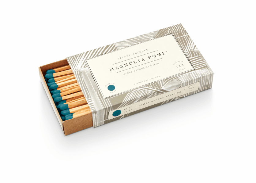 _DISCONTINUED - Gather Matches  - Magnolia Home by Joanna Gaines