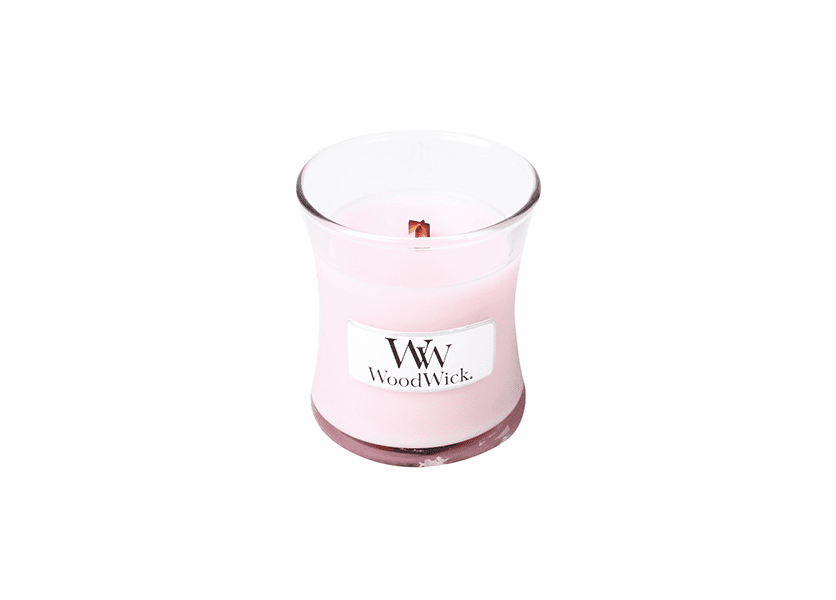 _DISCONTINUED - Ginger Flower WoodWick Candle 3.4 oz.