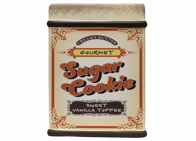 _DISCONTINUED - Gourmet Sugar Cookie 20 oz. Farm Fresh Baked Goods Candle by A Cheerful Giver