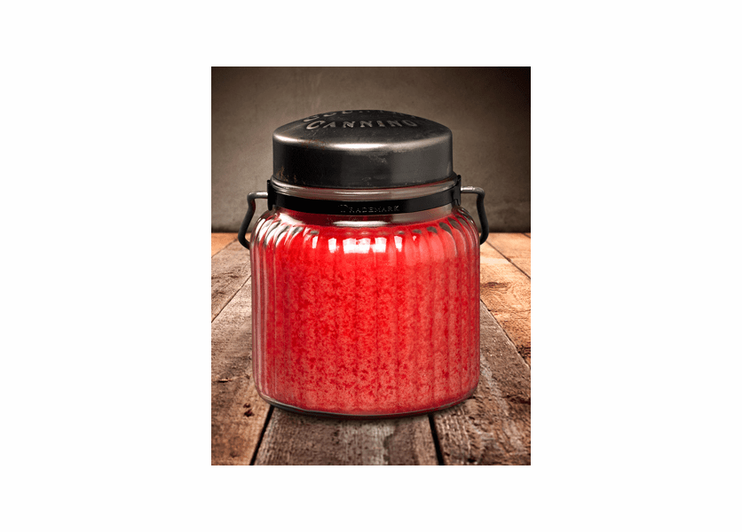 _DISCONTINUED - Grapefruit Melange 18 oz. McCall's Indulgence Jar Candle