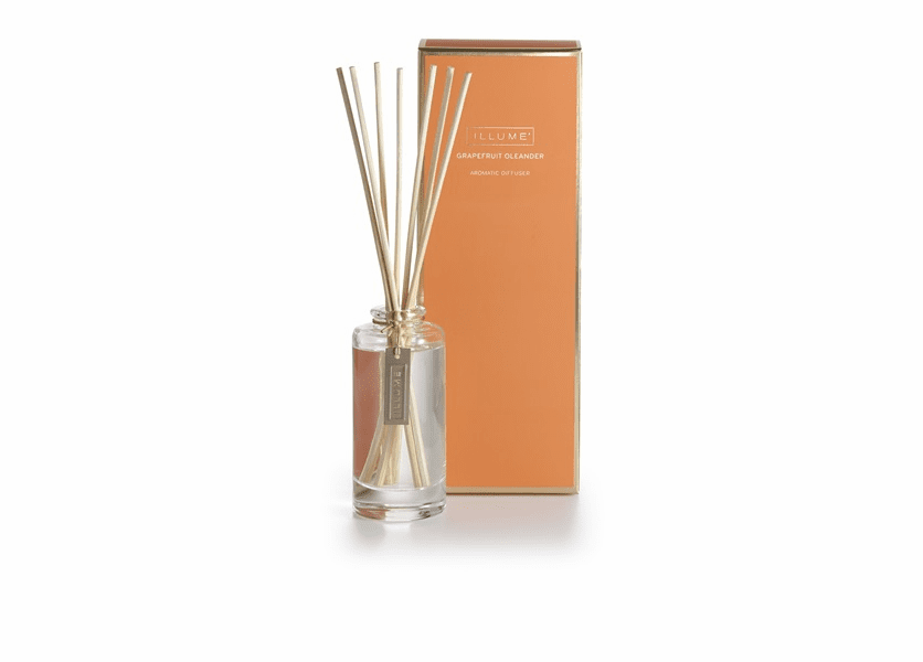 _DISCONTINUED - Grapefruit Oleander Essential Reed Diffuser Illume Candle
