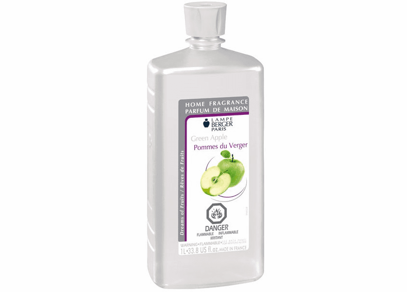 _DISCONTINUED - Green Apple 1 Liter Fragrance Oil by Lampe Berger