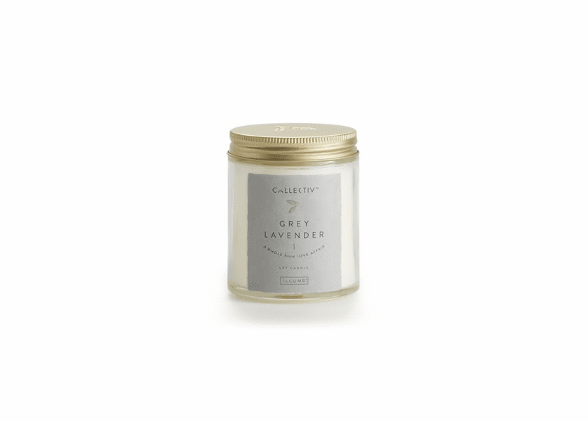 _DISCONTINUED - Grey Lavender Julia Jar by Illume Candle