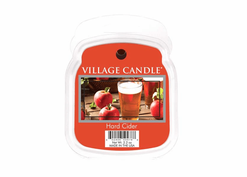 _DISCONTINUED - Hard Cider Fragranced Wax Melts by Village Candles