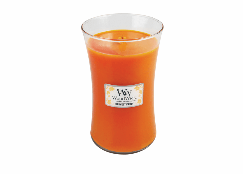 _DISCONTINUED - Harvest Party WoodWick Candle 22 oz.