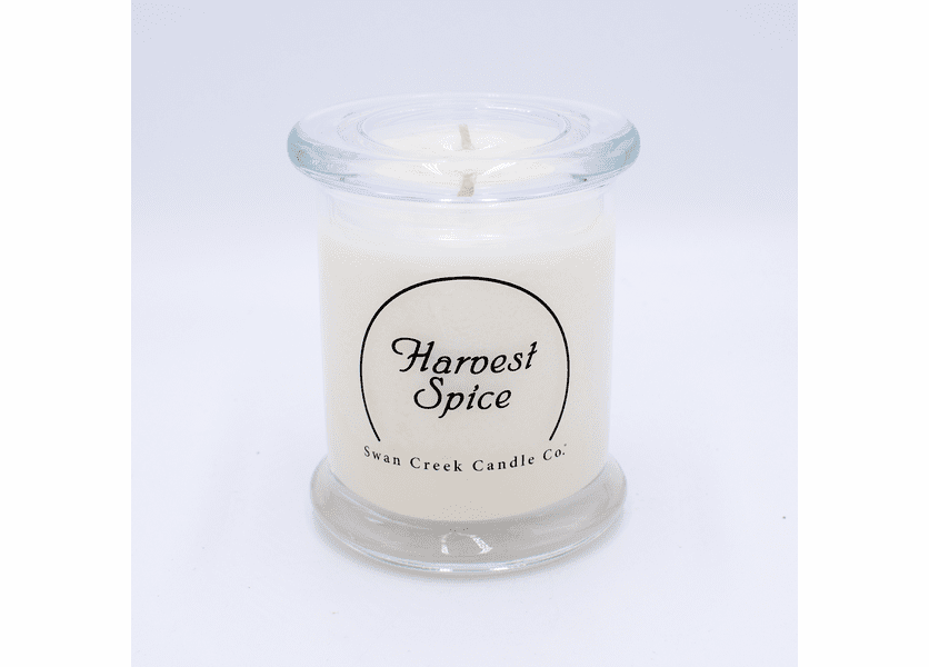 _DISCONTINUED - Harvest Spice Clean & Contemporary 9 oz. Jar Swan Creek Candle