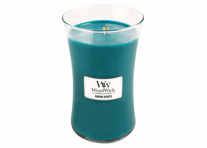 _DISCONTINUED - Havana Nights WoodWick Candle 22 oz.