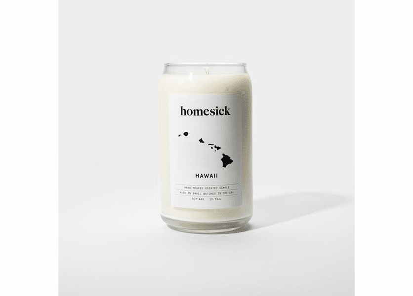_DISCONTINUED - Hawaii 13.75 oz. Jar Candle by Homesick