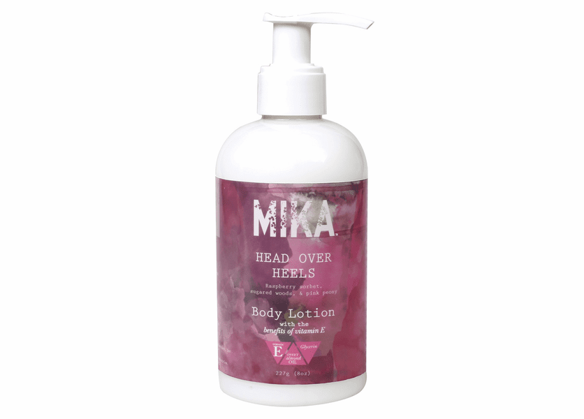 _DISCONTINUED - Head Over Heels MIKA Body Lotion