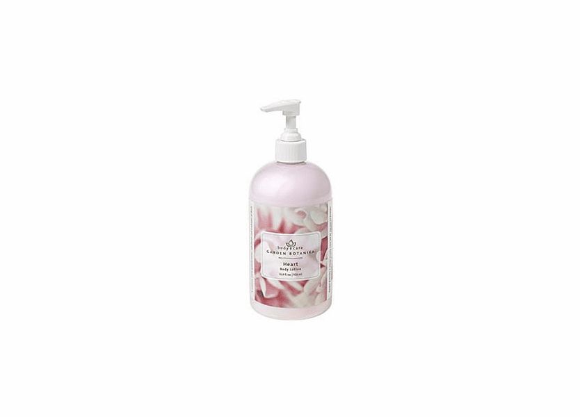 _DISCONTINUED - Heart Body Lotion by Garden Botanika