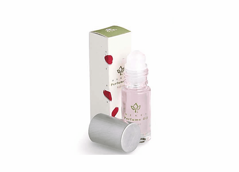 _DISCONTINUED - Heart Perfume Oil by Garden Botanika