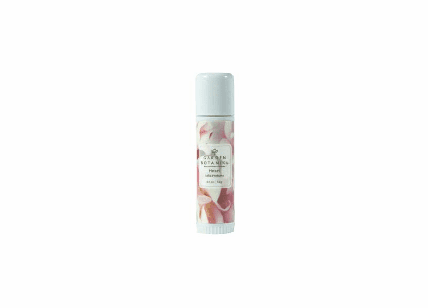 _DISCONTINUED - Heart Solid Perfume Stick by Garden Botanika