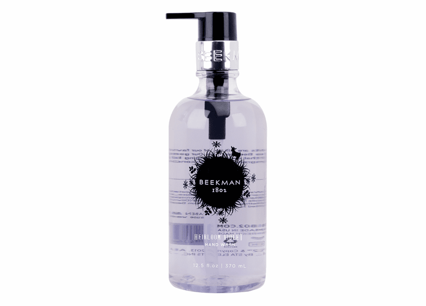 _DISCONTINUED - Heirloom Violet 12.5 oz. Hand Wash by Beekman 1802