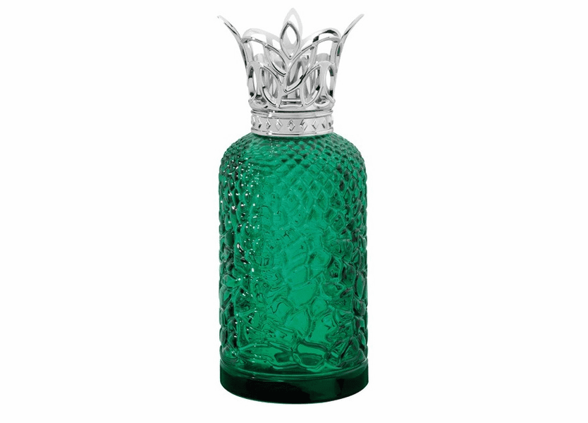 _DISCONTINUED - Heritage Green Fragrance Lamp by Lampe Berger