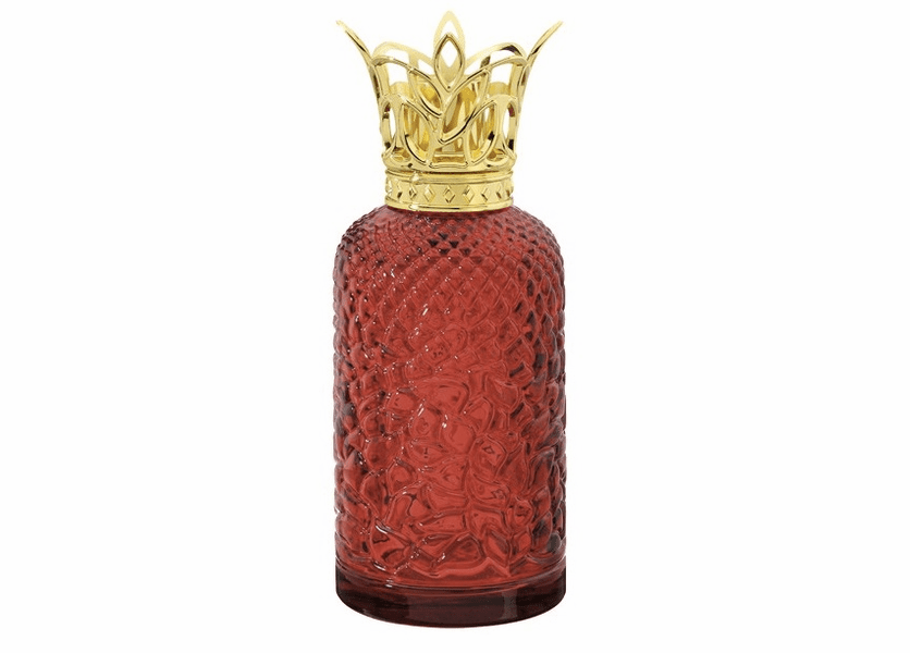 _DISCONTINUED - Heritage Red Fragrance Lamp by Lampe Berger