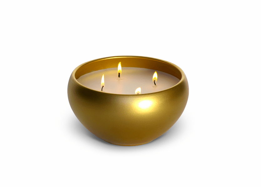 _DISCONTINUED - Himalayan Fir Luscent Gold FlashPoint Candle
