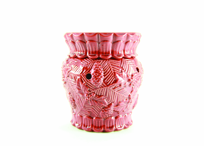 _DISCONTINUED - Holly Berry Red Radiant Fragrance Warmer