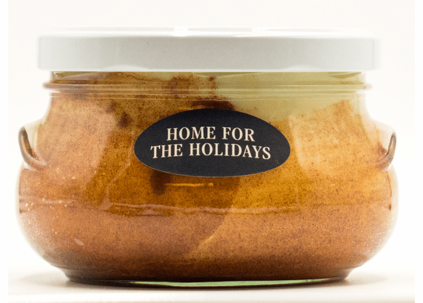 _DISCONTINUED - Home for the Holidays 10.5 oz. Southern Charm Swan Creek Jar Candle