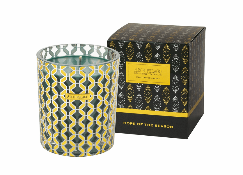 _DISCONTINUED_Hope of the Season Tuck Box Holiday Gift Candle by Archipelago