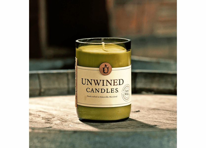 _DISCONTINUED - Humidor 12 oz. Unwined Candle