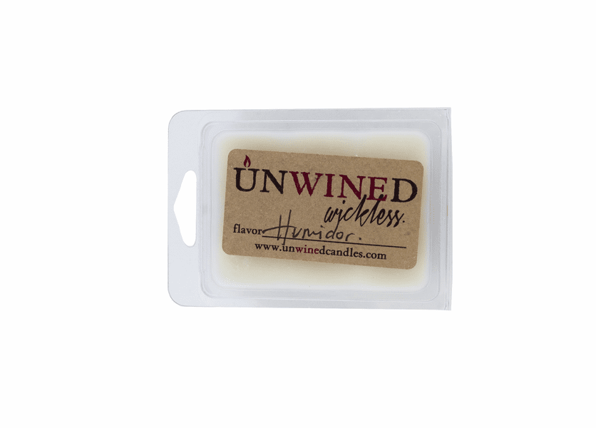 _DISCONTINUED - Humidor Wickless Unwined Scented Wax Blocks