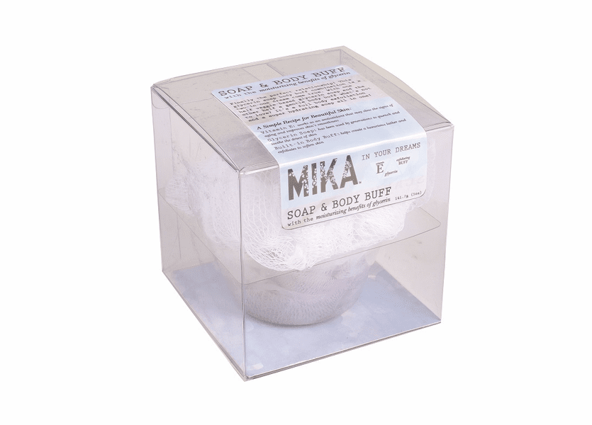 _DISCONTINUED - In Your Dreams MIKA Soap & Body Buff