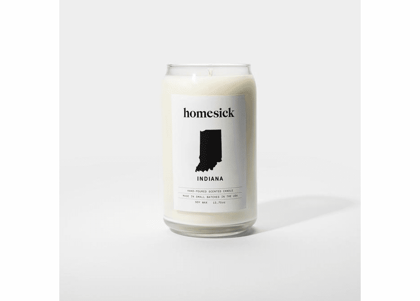 _DISCONTINUED - Indiana 13.75 oz. Jar Candle by Homesick