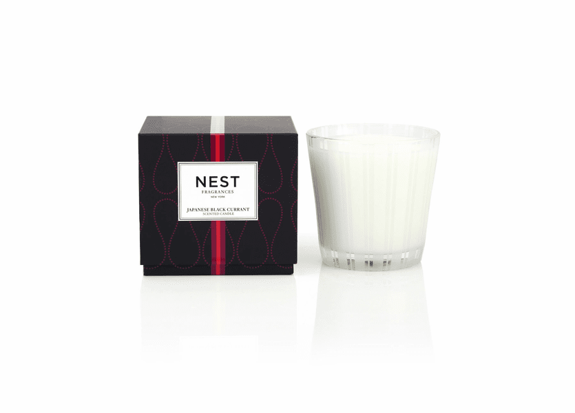 _DISCONTINUED - Japanese Black Currant 22.7 oz. 3-Wick Candle by NEST