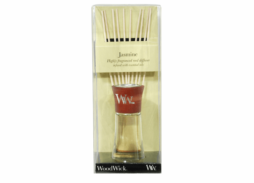 _DISCONTINUED - Jasmine WoodWick 2 oz. Reed Diffuser