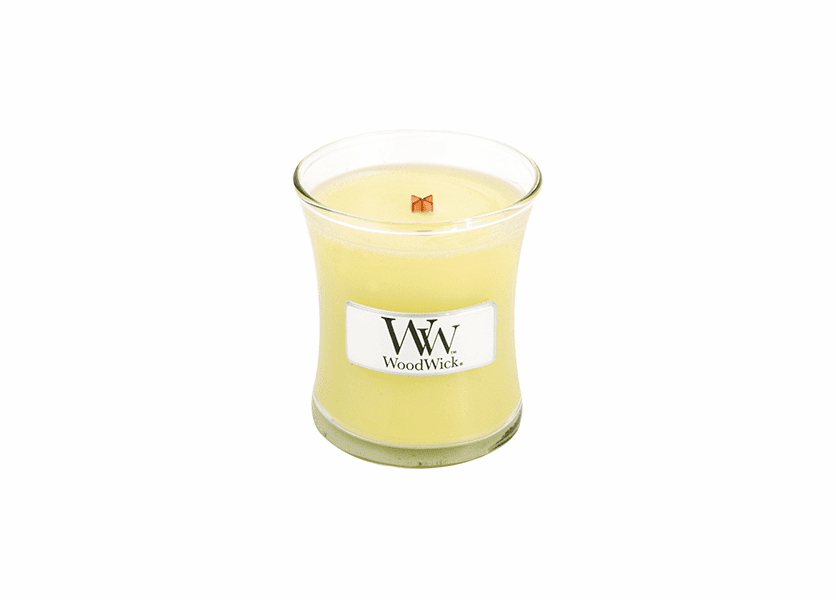 _DISCONTINUED - Jasmine WoodWick Candle 3.4 oz.