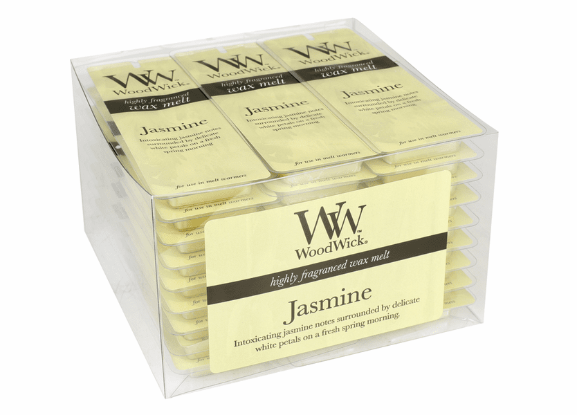 _DISCONTINUED - Jasmine WoodWick Wax Melt
