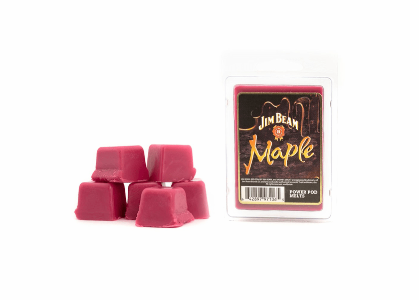 _DISCONTINUED - Jim Beam Maple Power Pod Melts by Candleberry