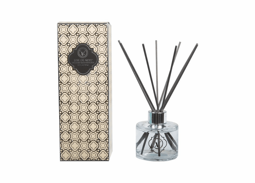 _DISCONTINUED - Joie de Noel Holiday Reed Diffuser Votivo Candle