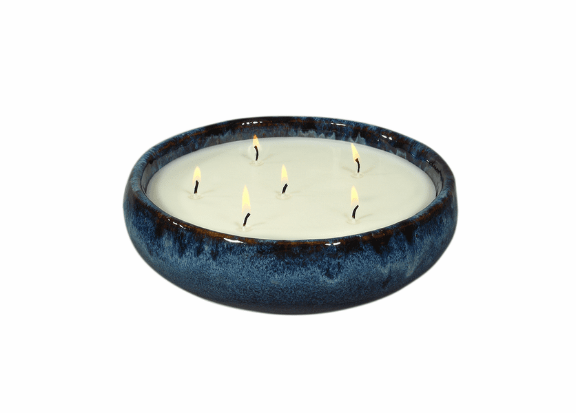 _DISCONTINUED - Juniper Cypress Saxon Mission Blue FlashPoint Candle