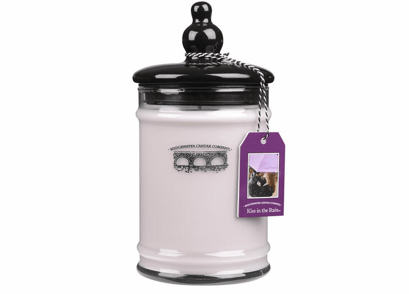 _DISCONTINUED - Kiss in the Rain Large Jar Candle - Bridgewater