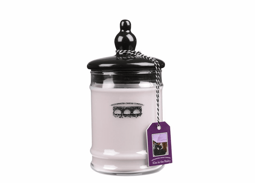 _DISCONTINUED - Kiss in the Rain Small Jar Candle - Bridgewater
