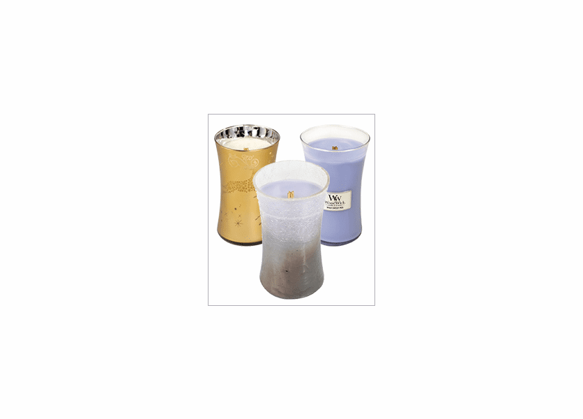 _DISCONTINUED - Large WoodWick Candle - Gift With Purchase