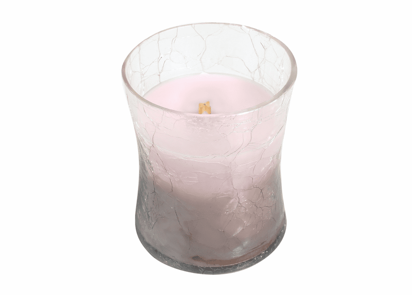 _DISCONTINUED - Lasting Love Large Bedroom Hourglass WoodWick Candle