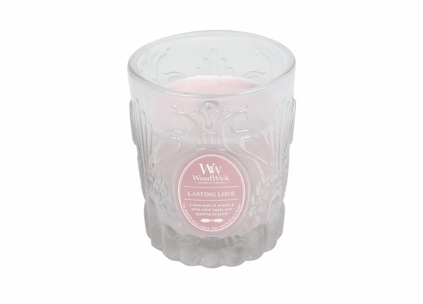 _DISCONTINUED - Lasting Love WoodWick Boudoir Collection Candle