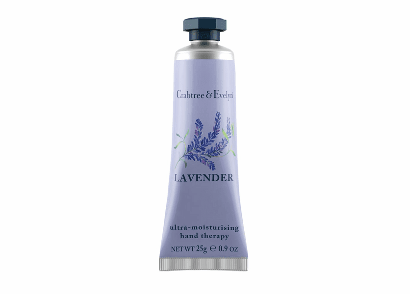 _DISCONTINUED - Lavender 25g Ultra-Moisturizing Hand Therapy by Crabtree & Evelyn