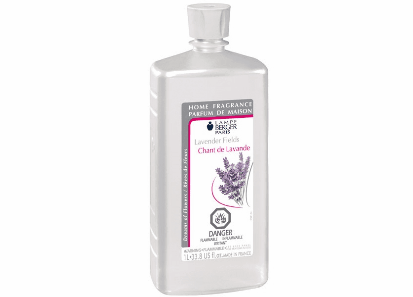 _DISCONTINUED - Lavender Fields 1 Liter Fragrance Oil by Lampe Berger