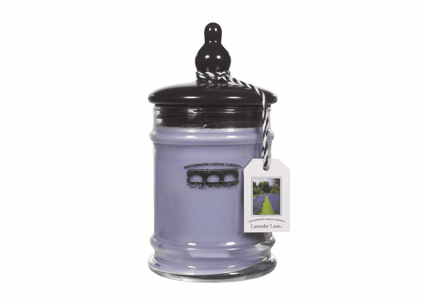 _DISCONTINUED - Lavender Lane Small Jar Candle - Bridgewater