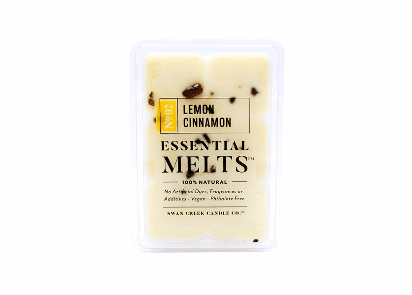 _DISCONTINUED_Lemon Cinnamon 4.5 oz. Swan Creek Candle Essential Melts