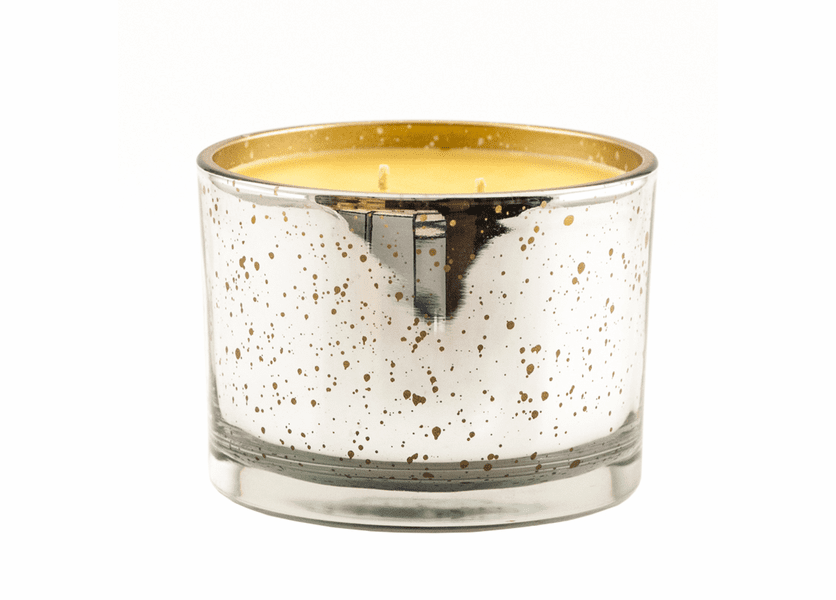 _DISCONTINUED - *Mulled Cider 16 oz. Stature Platinum on Gold Reflective Tyler Candle