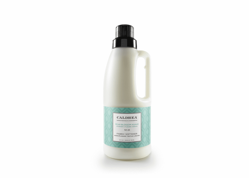 _DISCONTINUED_No. 23 Pear Blossom Agave 32 oz. Fabric Softener by Caldrea