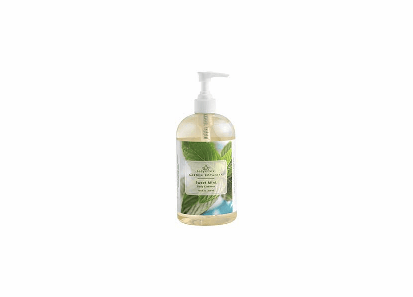_DISCONTINUED - _NOT ADDED - Sweet Mint Body Cleanser by Garden Botanika